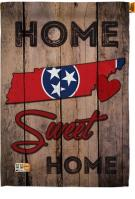 State Tennessee Home Sweet House Flag