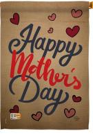 Happy Mother\'s Day House Flag