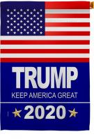 Trump Keep America Great 2020 House Flag