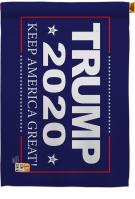 Trump 2020 House Flag