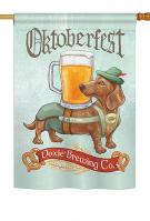 Doxie Brewing Co. House Flag