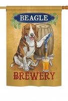 Beagle Brewery House Flag