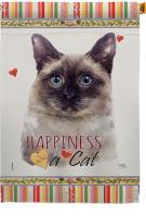 Siamese Happiness House Flag