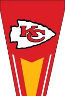 Chiefs Yard Pennants 34\