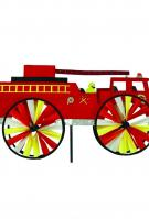 Fire Truck Applique Windwheel 20\